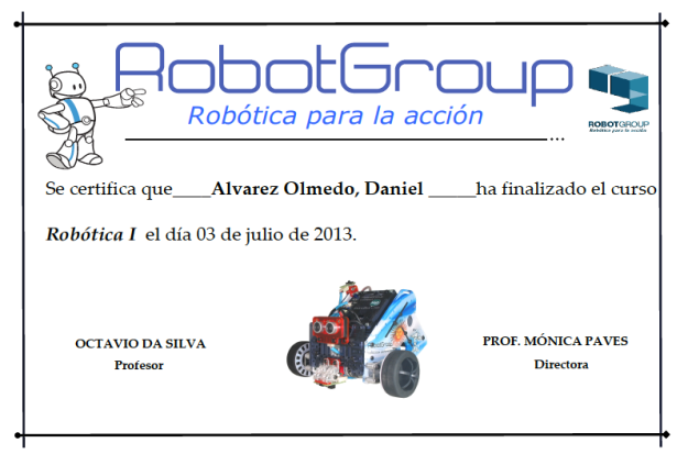 RobotGroup